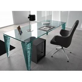 Меблі зі скла - дизайн без границь