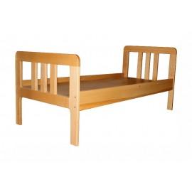 Дитяче ліжко з масиву бука + матрац