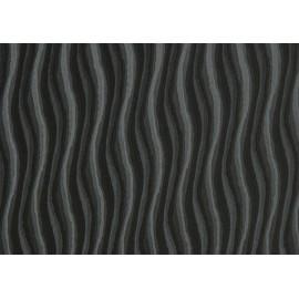 Панель Gizir 6157 Перлина чорна глянець 18мм 2800*1220мм