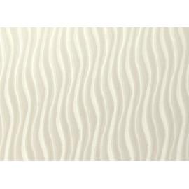 Панель Gizir 6158 Перлина біла глянець 18мм 2800*1220мм