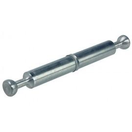 Болт сяжки MINIFIX для подвійного кріплення сталевий без покриття д.7 глибина сверління 34 мм.