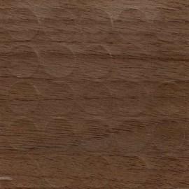 Заглушка самоклеюча на конфірмат Горіх Темний Аугнон 14мм